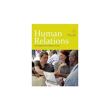 Human Relations for Career and Personal Success, Fourth Canadian Edition (4th Edition), Used Book (9780138127879)