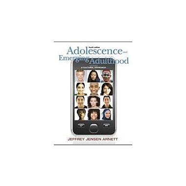 Adolescence and Emerging Adulthood: A Cultural Approach (4th Edition), Used Book (9780138144586)