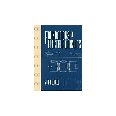 Foundations of Electric Circuits, New Book (9780139077425)