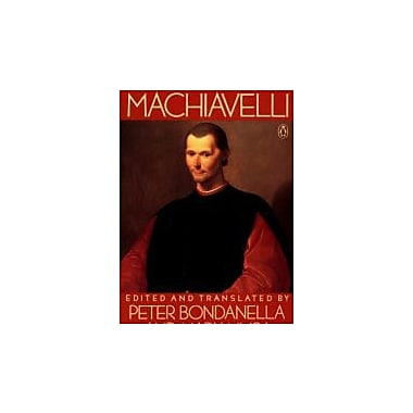 The Portable Machiavelli, New Book (9780140150926)