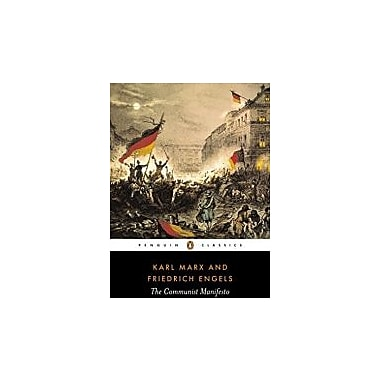 The Communist Manifesto (Penguin Classics), New Book (9780140447576)