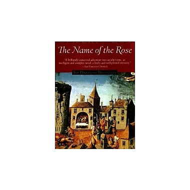 The Name of the Rose: including the Author's Postscript, New Book (9780156001311)