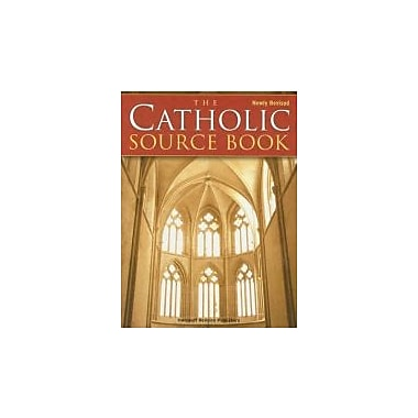 The Catholic Source Book, New Book (9780159018835)