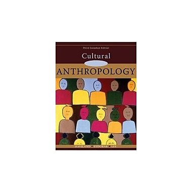 Cultural Anthropology, New Book (9780176102937)