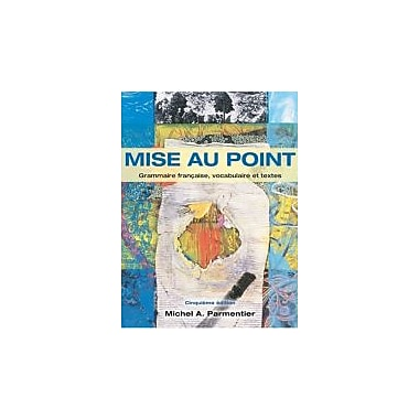 Mise Au Point 5th, New Book (9780176103453)