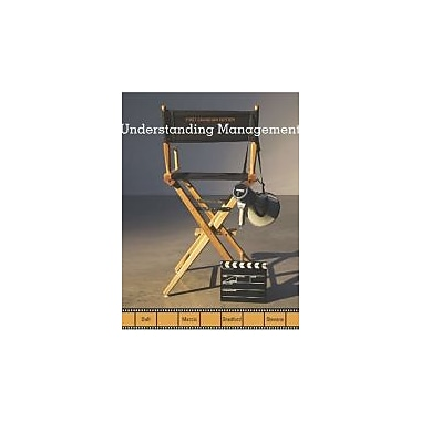 Understanding Management, Used Book (9780176103842)
