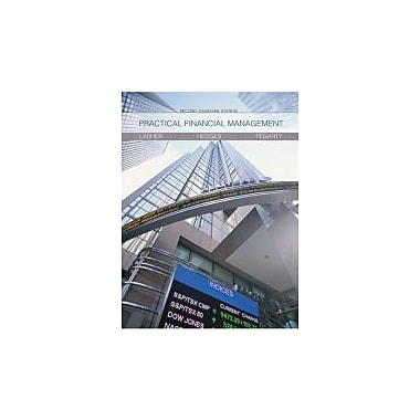 PRACTICAL FINANCIAL MGMT.CANA, New Book (9780176105358)