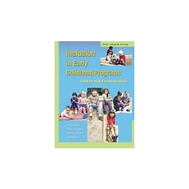 Inclusion in Early Childhood Programs:: Children with Exceptionalities, Third Canadian Edi, Used Book (9780176169473)