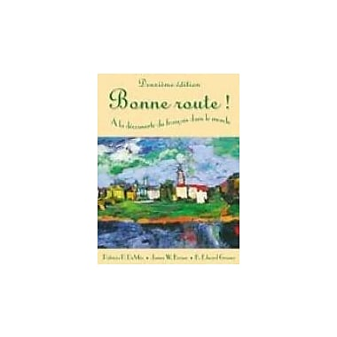 BONNE ROUTE!-W/2 CDS CANADIAN, New Book (9780176224509)