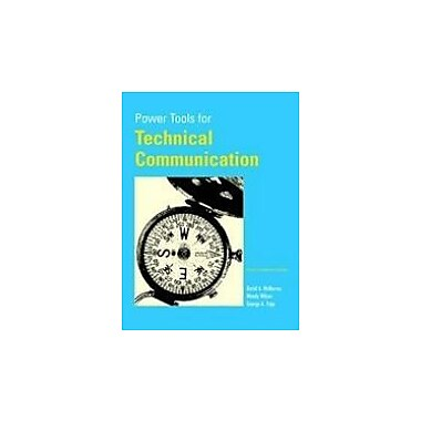 Power Tools for Technical Communication, New Book (9780176251833)