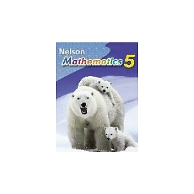Nelson Mathematics 5, New Book (9780176259709)