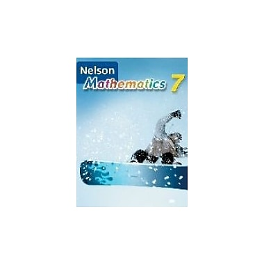 Nelson Mathematics 7, Used Book (9780176269128)