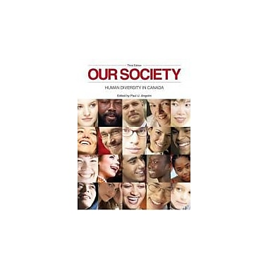 Our Society: Human Diversity in Canada, New Book (9780176406707)