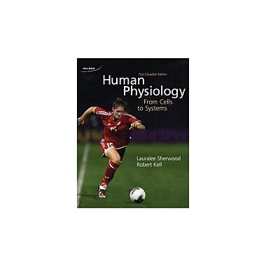 CDN ED Human Physiology: From Cells to Systems, New Book (9780176441074)