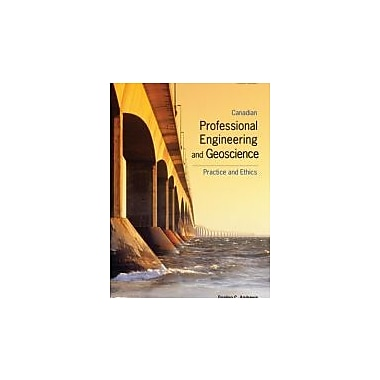 CANADIAN PROFESSIONAL ENGR.PRA, New Book (9780176441340)