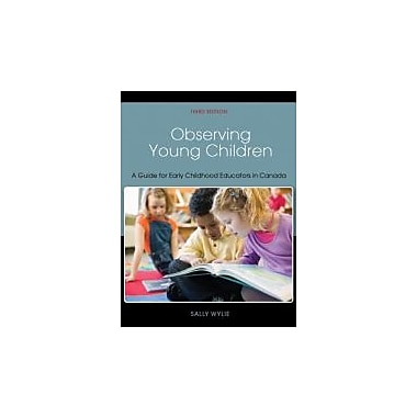 OBSERVING YOUNG CHILDREN, Used Book (9780176441623)