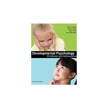 Developmental Psychology - Childhood & Adolescence (8th, 10) by Shaffer, David R - Kipp, Katherine, New (9780176441821)