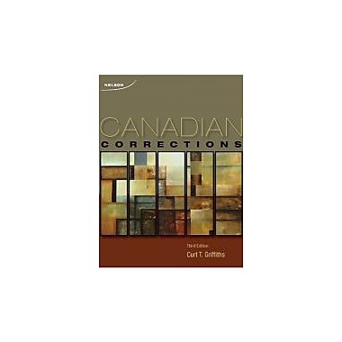 CANADIAN CORRECTIONS CANADIAN, New Book (9780176473365)