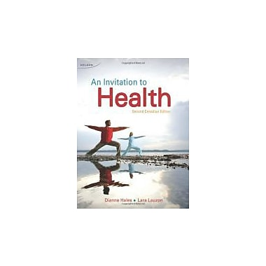 An Invitation To Health: Brief Edition, Used Book (9780176500092)