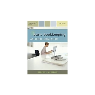 CDN ED Basic Bookkeeping: An Office Simulation, Used Book (9780176500559)
