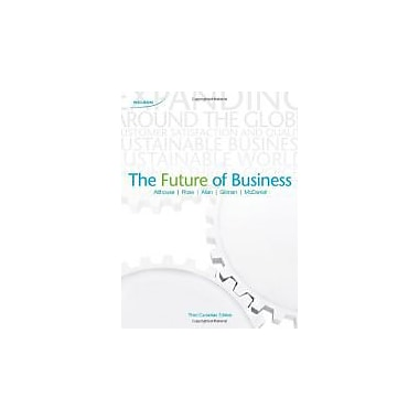 CDN ED The Future of Business, Used Book (9780176501402)