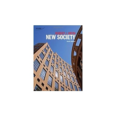 CDN ED New Society, New Book (9780176501839)