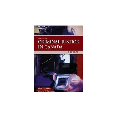 Criminal Justice: A Reader, Used Book (9780176502287)