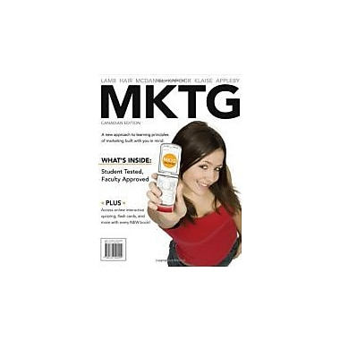 MKTG, Used Book (9780176502522)