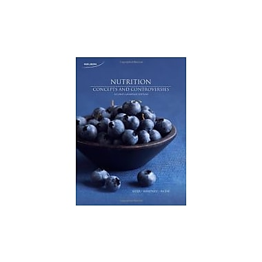 Nutrition Concepts and Controversies, Used Book (9780176502584)
