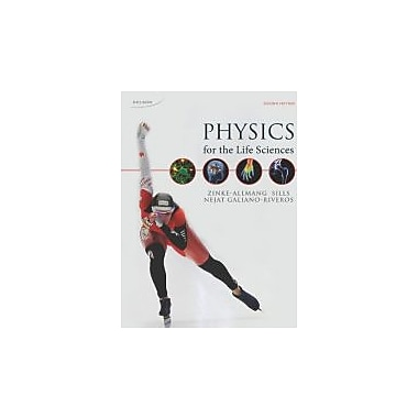 Physics for the Life Sciences, Used Book (9780176502683)