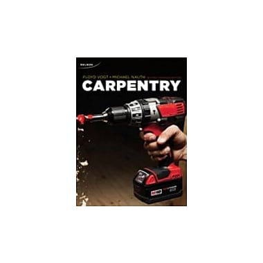 Carpentry, New Book (9780176502737)