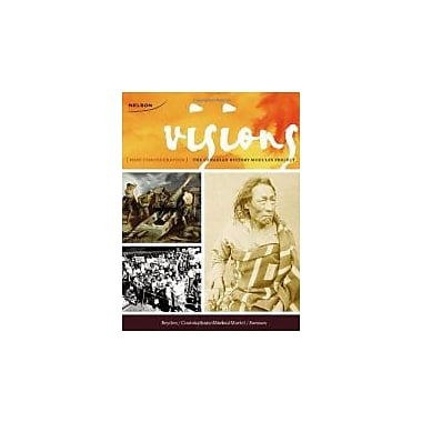 VISION:POST-CONFEDERATION CAN, New Book (9780176502812)