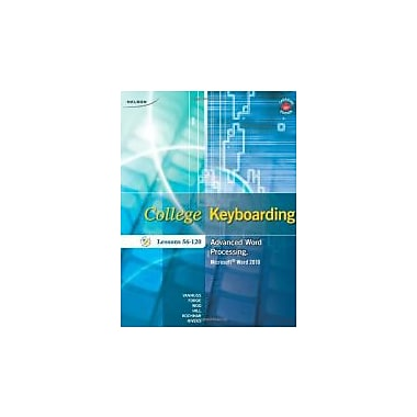 College Keyboarding: Lessons 56-120, New Book (9780176502843)