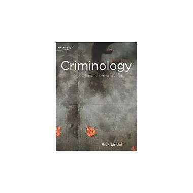 Criminology: A Canadian Perspective, New Book, (176503374)