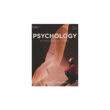 Psychology (Themes and Variations)