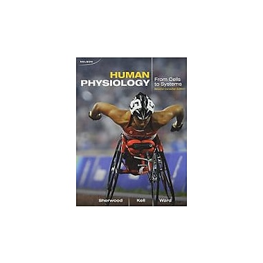 Human Physiology From Cells to Systems, Used Book (9780176503741)