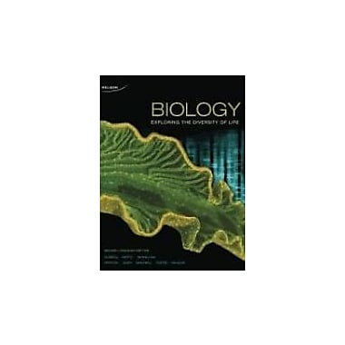 Biology: Exploring the Diversity of Life by Russell, Peter; Hertz, Paul E., New Book (9780176503758)