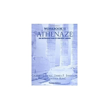 Athenaze: An Introduction to Ancient Greek (Workbook II)