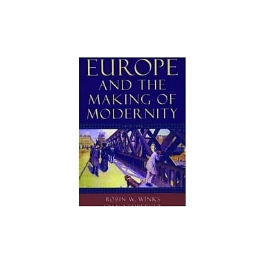 Europe and the Making of Modernity: 1815-1914, Used Book (9780195156225)