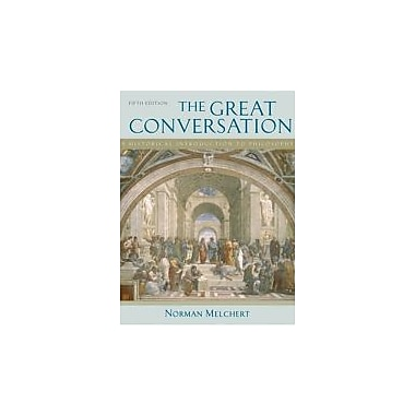 The Great Conversation: A Historical Introduction to Philosophy, New Book (9780195306828)