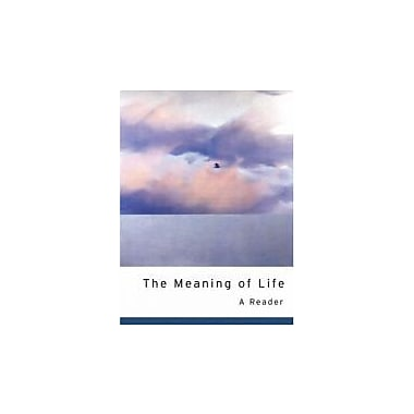 The Meaning of Life: A Reader, New Book (9780195327304)