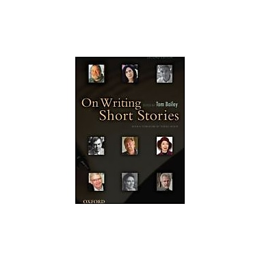On Writing Short Stories, New Book (9780195395655)