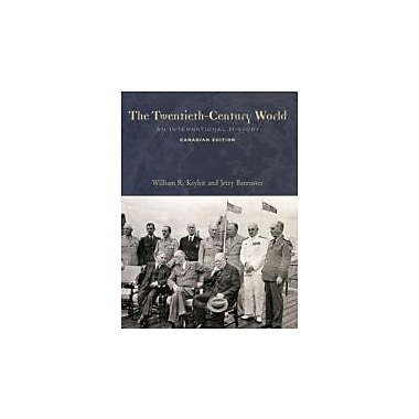 The Twentieth Century World: An International History