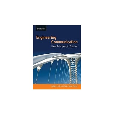 Engineering Communication: From Principles to Practice, New Book (9780195424881)