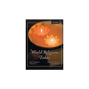 World Religions Today: Canadian Edition, New Book (9780195427837)
