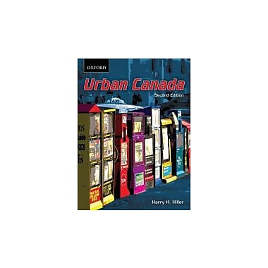 Urban Canada, New Book (9780195430110)