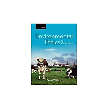 Environmental Ethics for Canadians, Used Book (9780195433630)
