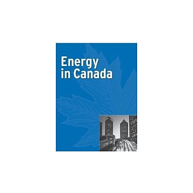 Energy in Canada (Issues in Canada), New Book (9780195433869)