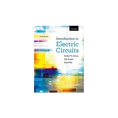 Introduction to Electric Circuits, New Book (9780195438130)