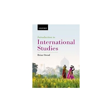 Introduction to International Studies, New Book (9780195439380)